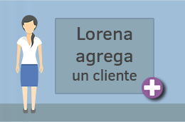 CRM, agregar cliente