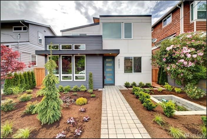 This Single Family Seattle Home By McDowell Design Build Features A Vast  Array Of Sustainable Features. Besides Having 41% Energy Savings Compared  To The ...