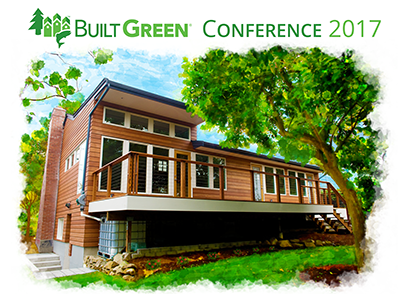 Built Green Conference 2917