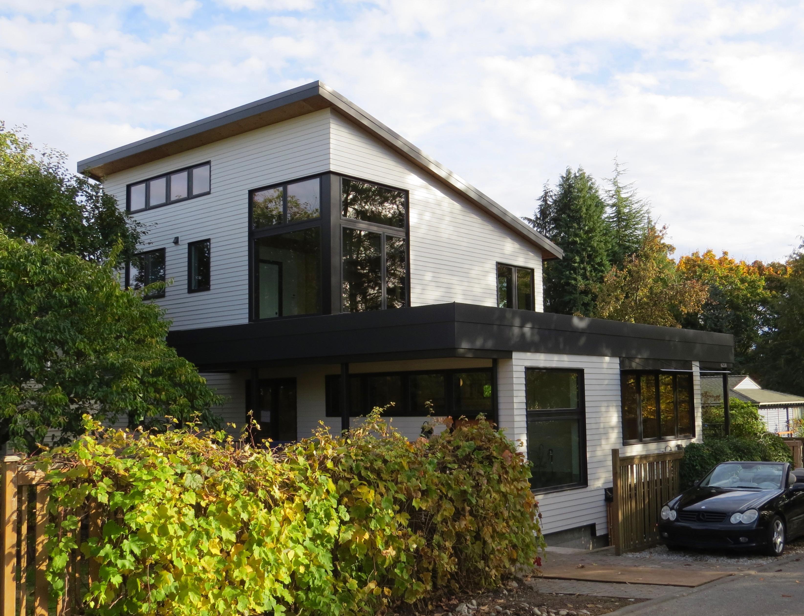 Built Green P - Green home designs