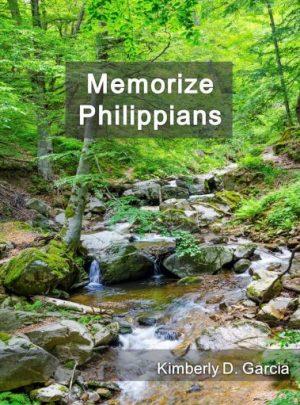 Memorize Philippians