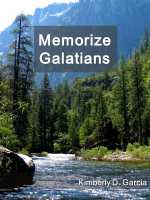 Memorize Galatians