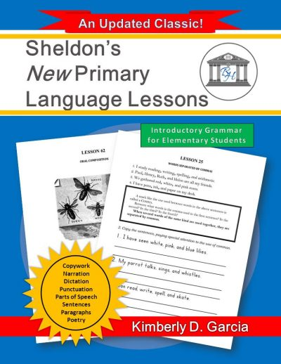 Sheldon's New Primary Language Lessons