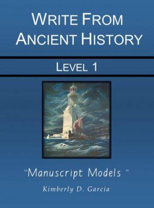 Italic Write from Ancient History Level 1 Manuscript