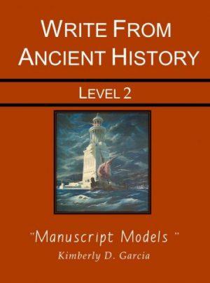 Italic Write from Ancient History Level 2 Manuscript