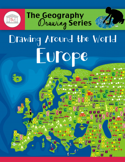 Drawing Around the World Europe