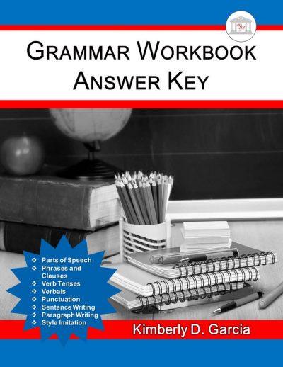 Grammar Workbook Answer Key