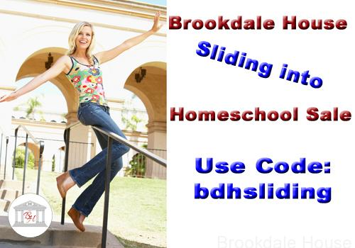 With homeschoolers starting a new school year, it is time to grab a few things to help round out what you have. We are about to make that easier with this sliding sale... Every couple of days over the next week or so, the percent off will change... Hint, you want to buy earlier for the BEST DEAL!!