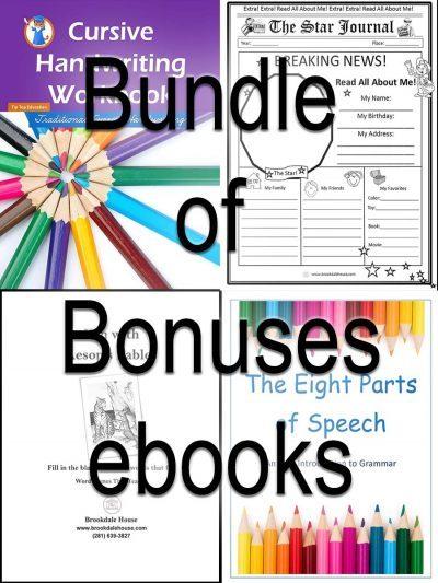 Bundle of Bonuses Freebie!