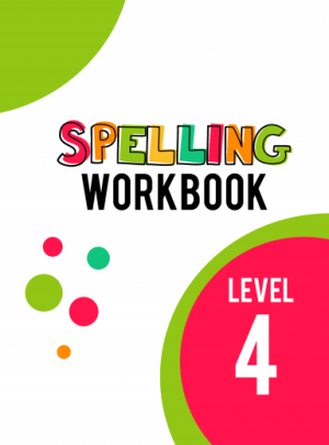 Spelling Workbook Level 4