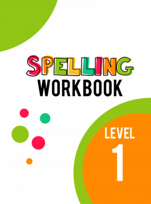 Spelling Workbook Level 1