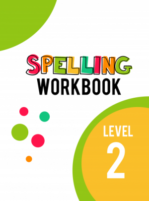 Spelling Workbook Level 2