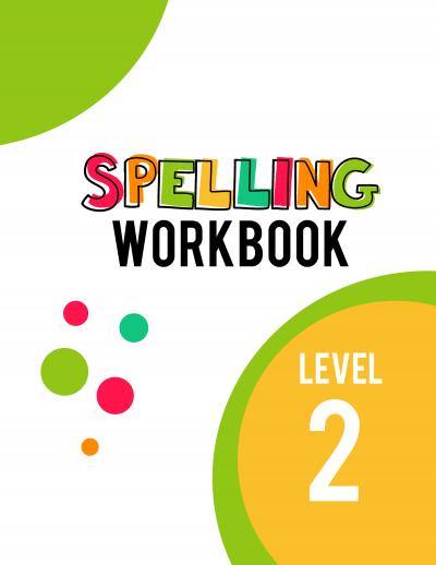Spelling Workbook Level 2