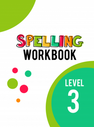 Spelling Workbook Level 3