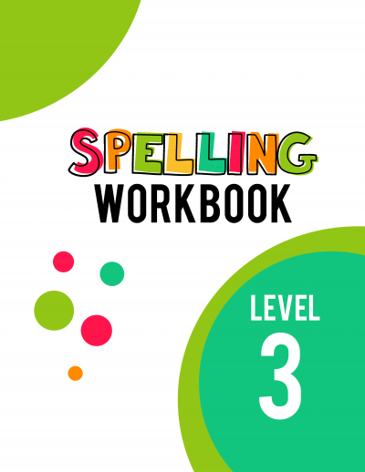 Spelling Workbook Level 3