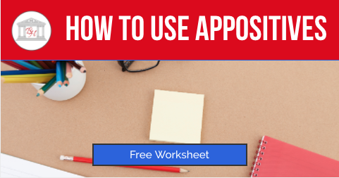 How to use appositives will be simple for your child once they get the hang of it. Here are some tips to help your child master appositives.