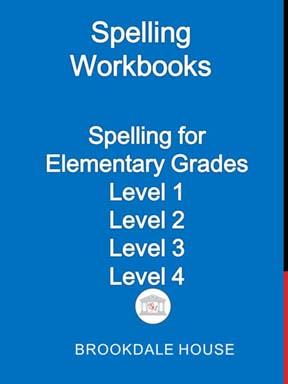 Spelling Workbooks