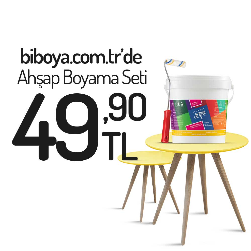 Ahşap Boyama