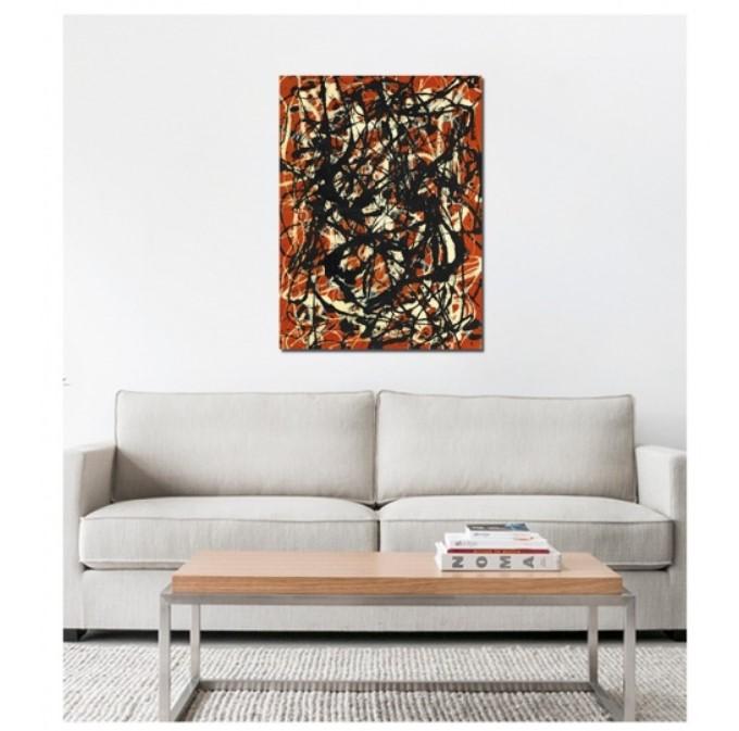 Jackson Pollock - Free Form