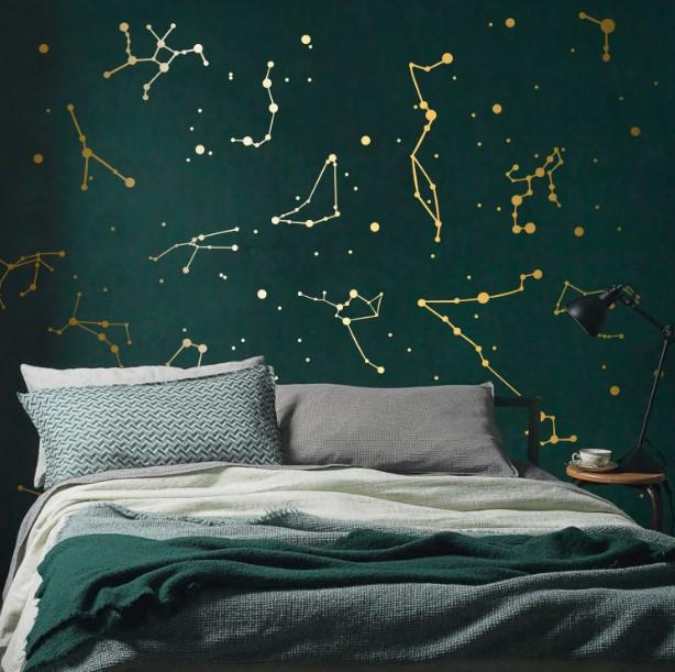 Yıldız Haritası İkili Metalik