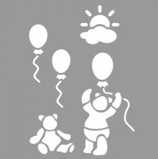 Balonlar ve Ayıcıklar