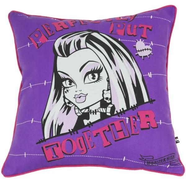 Monster High Kırlent Frankie Stein