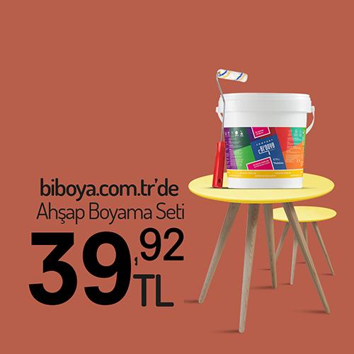 Kotta Ahşap Boyama