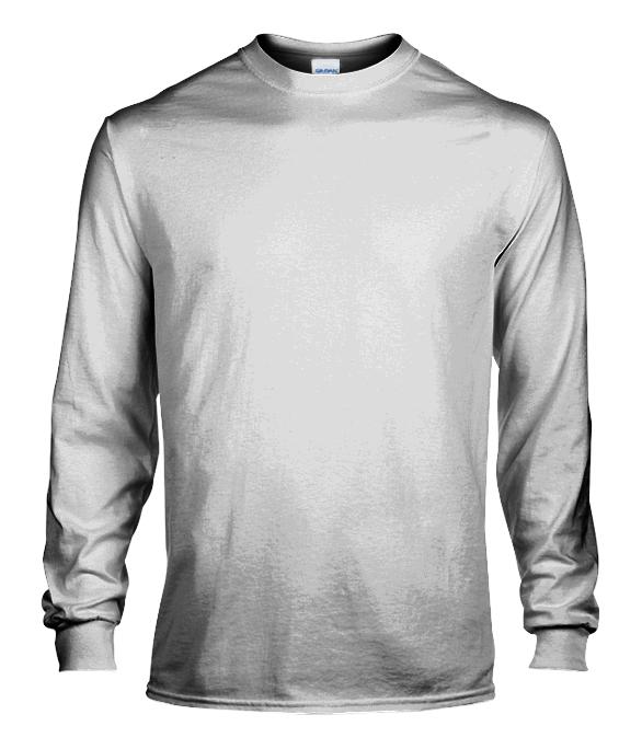 b82621162a62 Design Custom Printed Gildan Ultra Cotton Long Sleeve T-Shirts ...