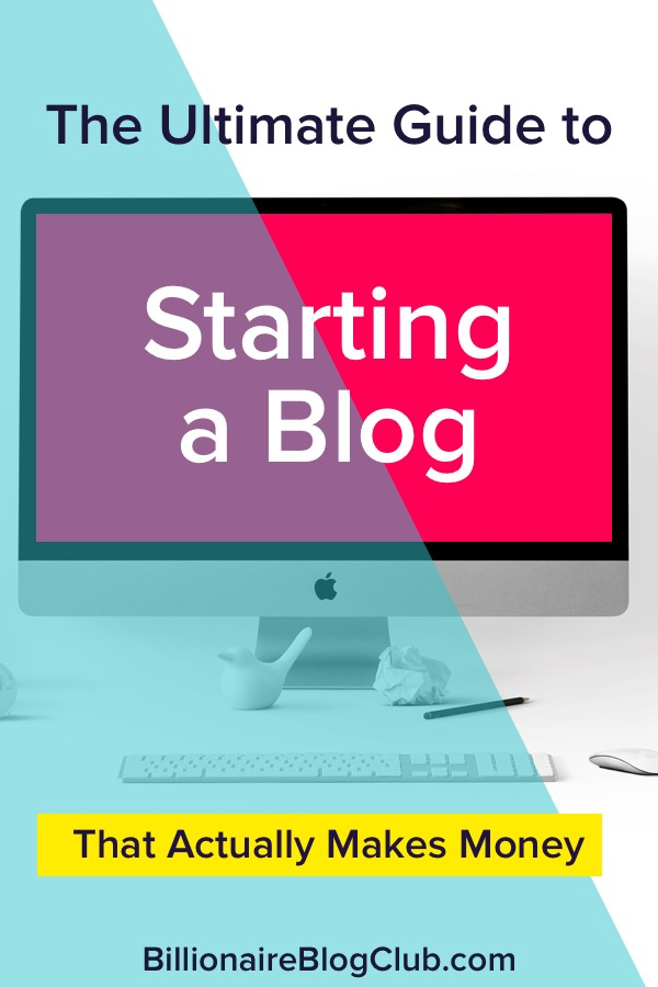 How to Start a Blog: The Ultimate Guide to Starting a Successful Blog