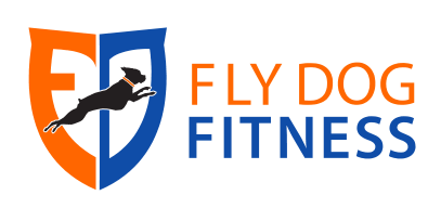 Fly Dog Fitness Logo