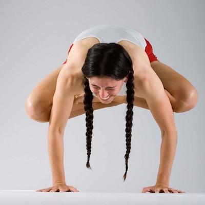 Shana Meyerson - Yogi at www.YOGAthletica.com