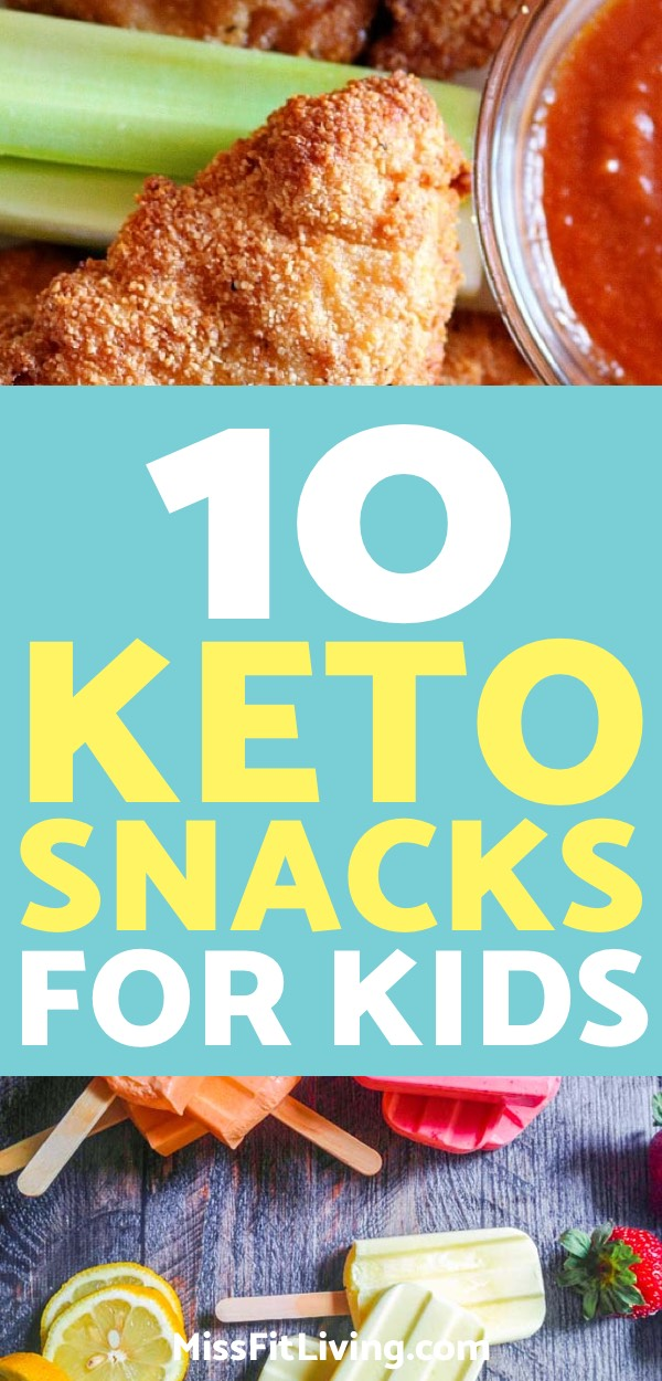 10 Keto Snacks Your Kids Will Love And You Can Eat