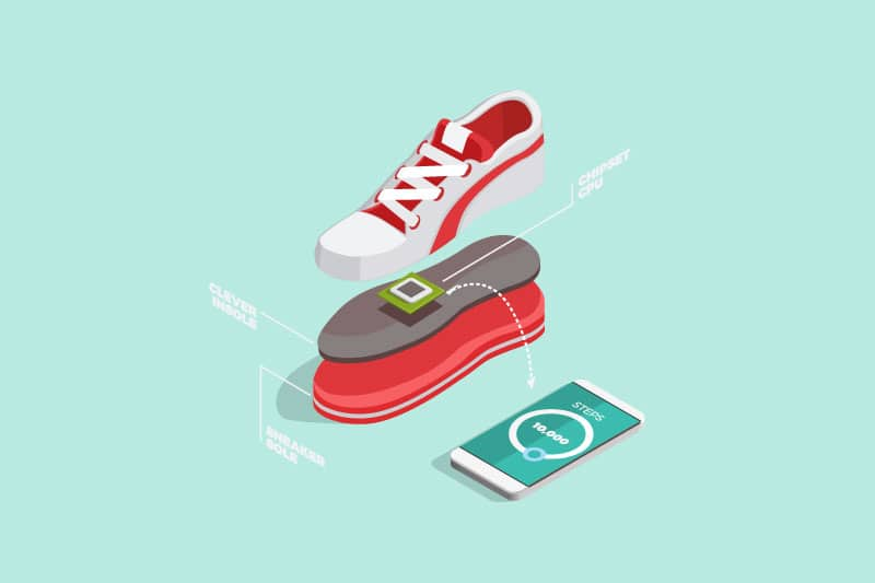 Digitsole Smart Shoe - Internet Of Things Development