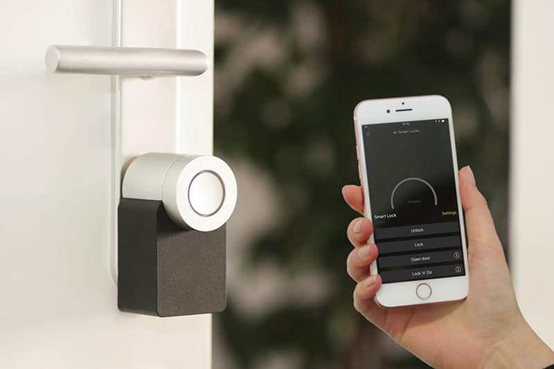Smart Lock - Internet Of Things Development