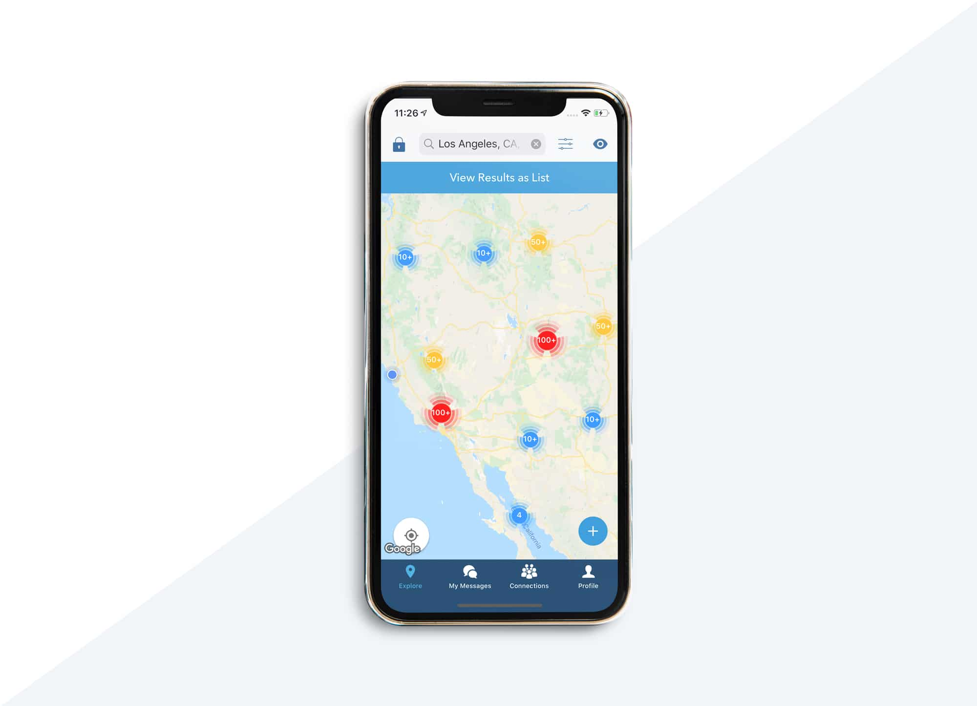 Maps iOS Components