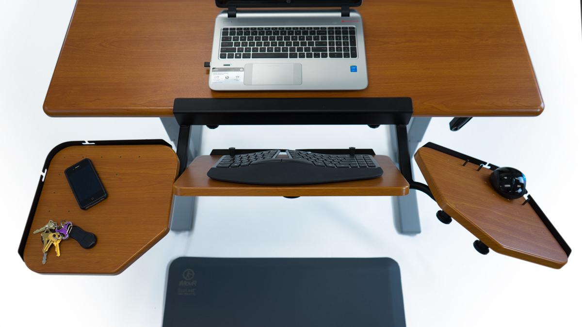 Elevon Ergonomic Keyboard Tray for Standing Desks