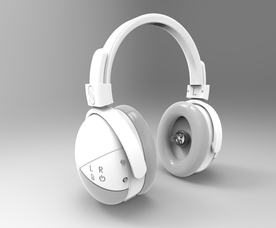 The SafKan Set, a device that can automatically clean a patient's ears in 35 seconds. (SafKan Photo)