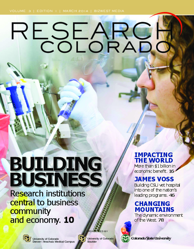 Research Colorado – 2014