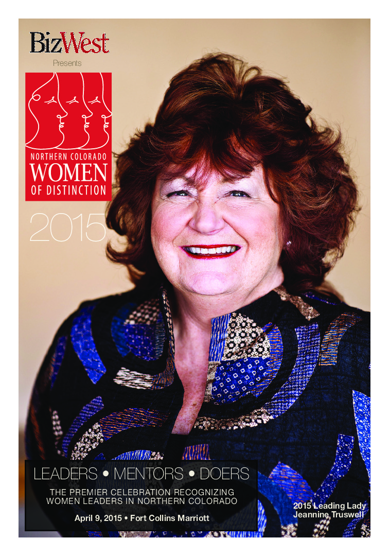 thumbnail of Northern Colorado Women of Distinction – 2015