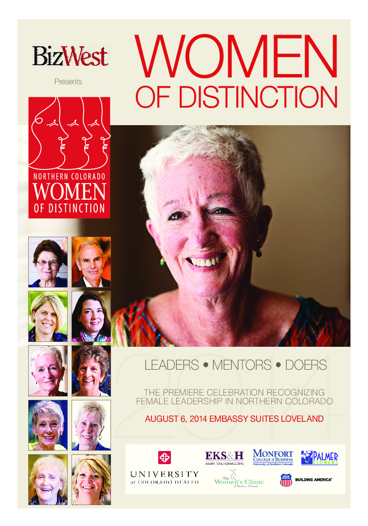 thumbnail of Northern Colorado Women of Distinction – 2014