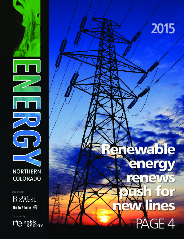 Energy Northern Colorado - 2015