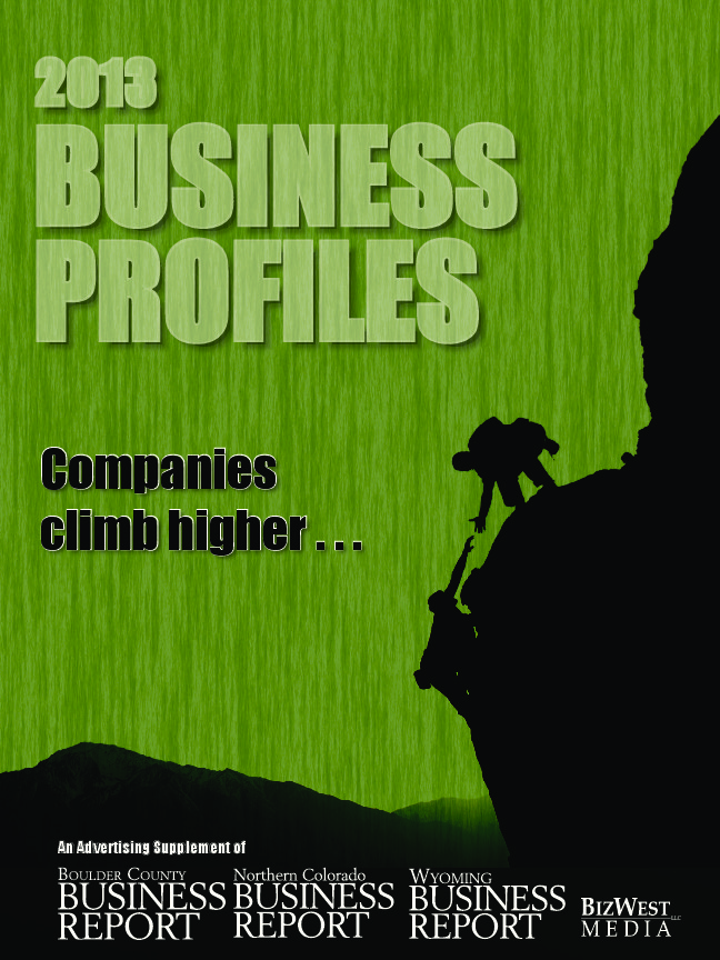Business Profiles - 2013