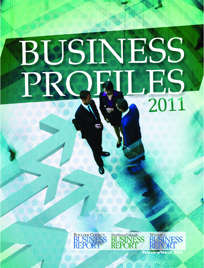 Business Profiles - 2011