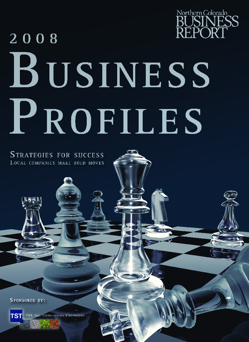 Business Profiles - 2008