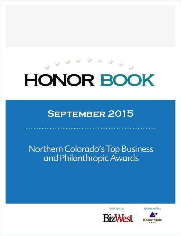 Northern Colorado Honor Book - 2015