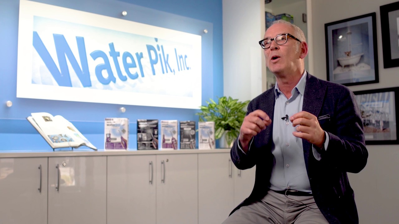BizWest TV Leadership Series – Richard Bisson – Waterpik
