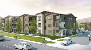 A Rendering Shows Brinkman Coloradou0027s Apartment Project Copperleaf Place In  Fort Collins. Construction Is Expected To Begin In June.