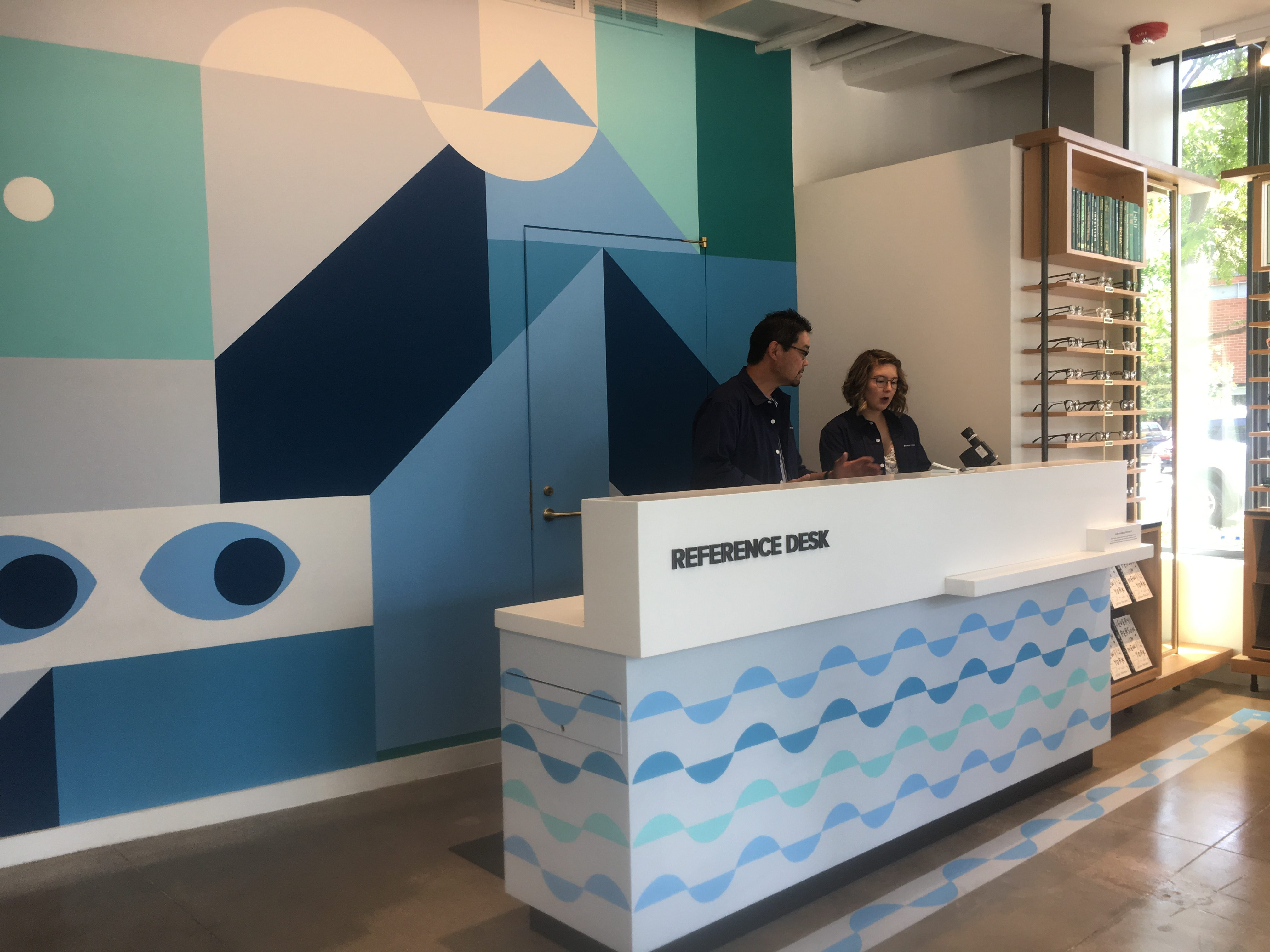 See inside Warby Parker\'s first Colorado store – BizWest