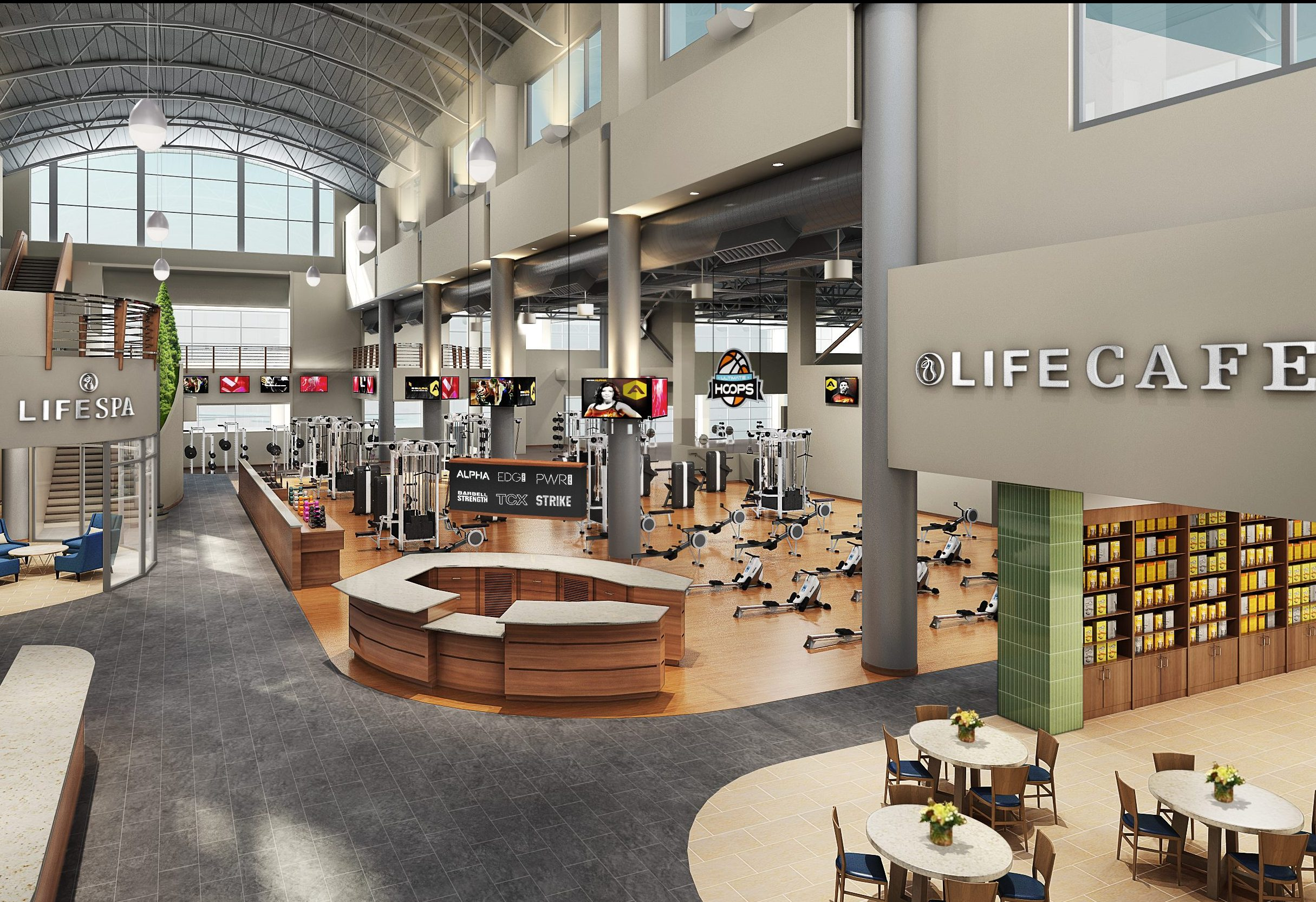 Lifetime Fitness Syosset >> Life Time plans $10M renovation of former Lakeshore Athletic Club – BizWest