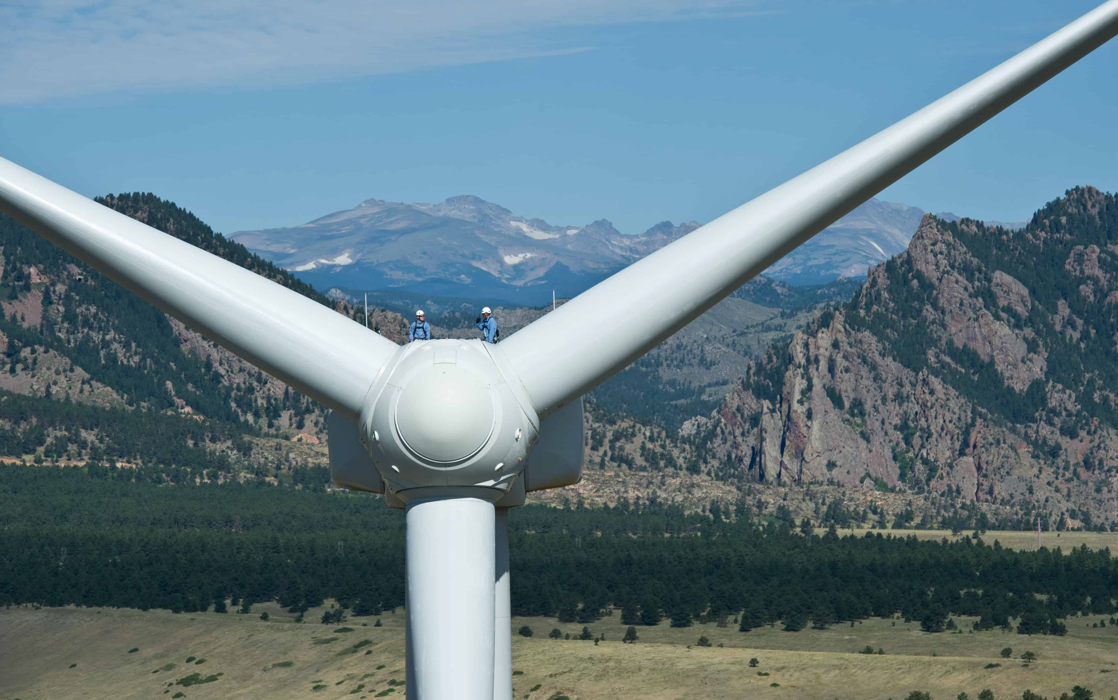 Wind energy generation grows Colorado 9th – BizWest